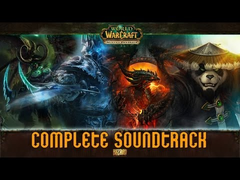 World of Warcraft: Mists of Pandaria - Complete Soundtrack