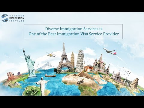 Diverse Immigration Services - Immigration and Visa Consultants in India