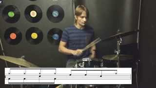 Learn Drums to Sugar by Maroon 5