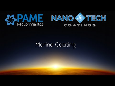 NanoTech Marine Coating
