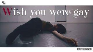 Billie Eilish - Wish you were gay   Dance Choreography by Rodi   LJ DANCE   Girls Hiphop CLASS