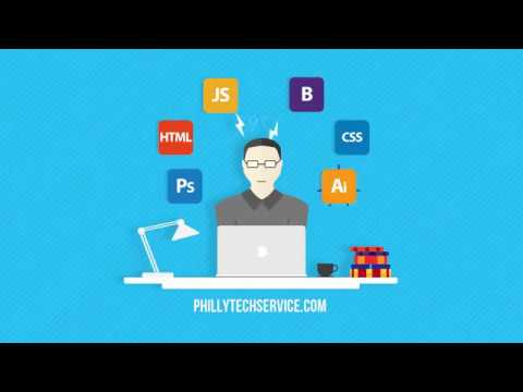 Professional Website Design Service in Philadelphia, PA | Phillies Best Web Developers