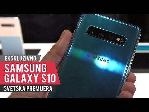 Ekskluzivno: Samsung Galaxy S10 svetska premijera, Benchmark u San Francisku