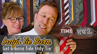 Get an Indy Neidell Tie by TimeGhost