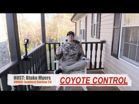 Coyote Control: Tip #12