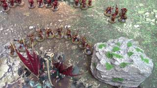 Video Age of Sigmar - Battle Report - Flesheater Courts Vs. Stormcast Eternals (2000 pts) download MP3, 3GP, MP4, WEBM, AVI, FLV Januari 2018