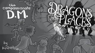 Drachen in Orten Animiert - Die Mitfühlende D. M.