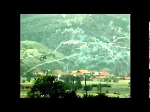 Macedonia 2001 War