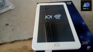 Unboxing and review JOI 7 Lite tablet