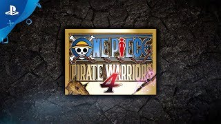 One Piece: Pirate Warriors 4 | Gamescom trailer | PS4