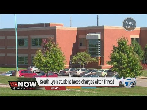 South Lyon High School student faces charges after threat