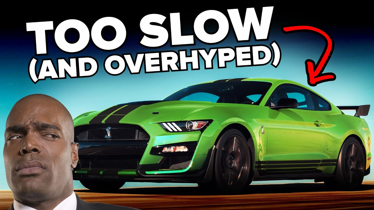 The NEW 2020 GT500 is NOT WORTH IT! GT500 vs Dodge Demon ...