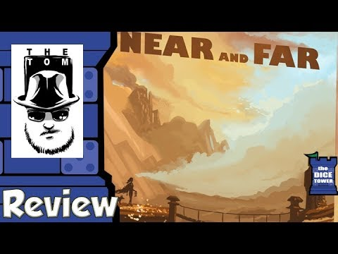Near and Far Review - with Tom Vasel