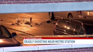 Man dies after shooting at parking garage next to Wheaton Metro station