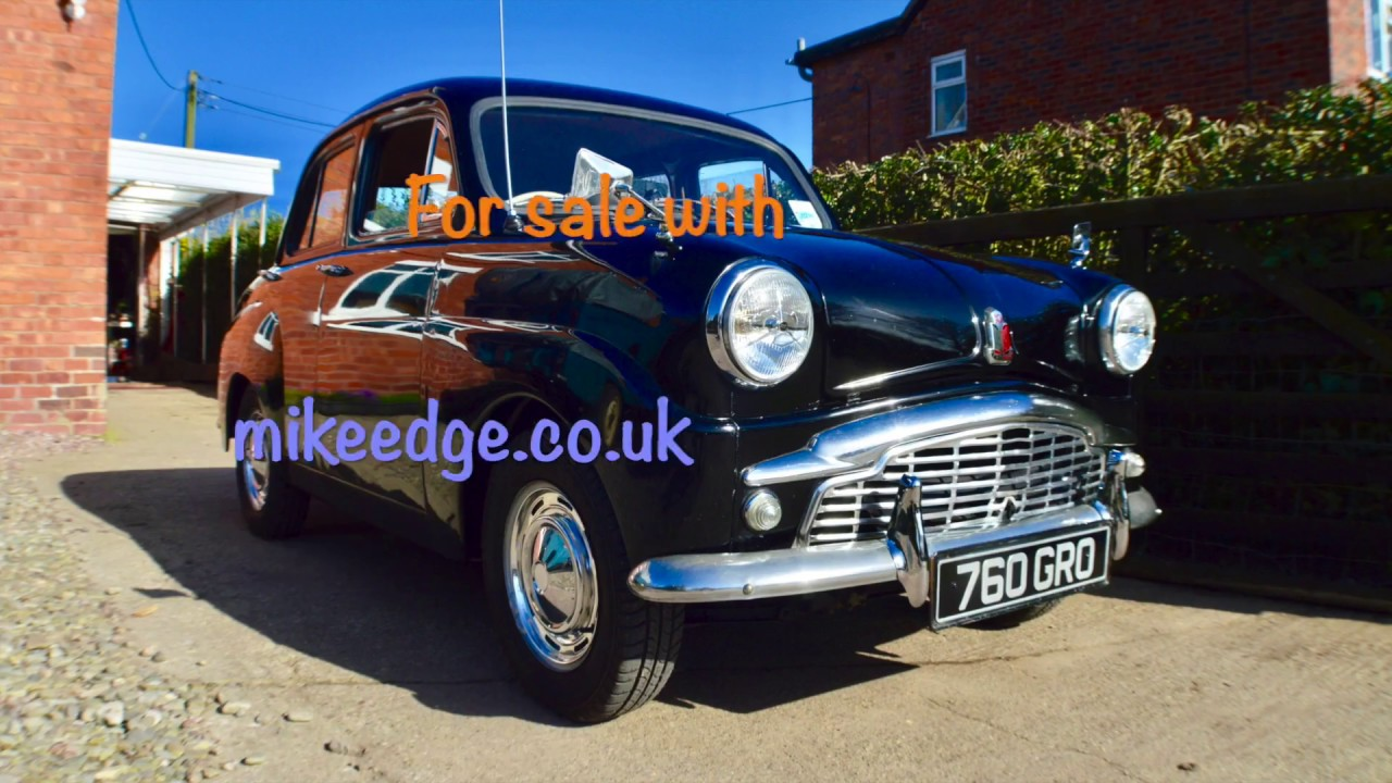 Classic British Standard 10 for sale with mikeedge.co.uk - YouTube