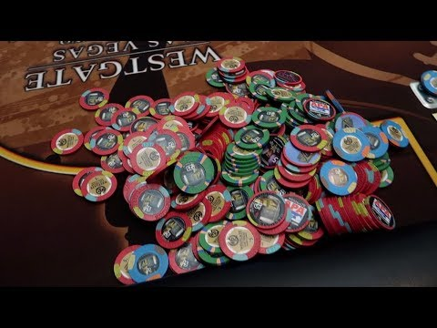WSOP Meetup Games and Tourney Friends  Poker Vlog 74