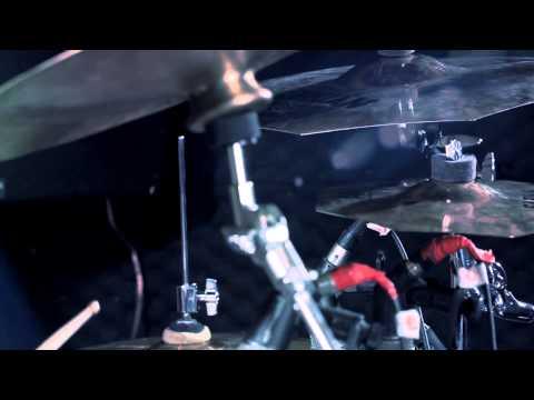 Zona | Recording drums at President studio, Sofia