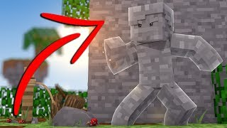 👉 ¡100% INVISIBLE TROLL EN MINECRAFT MURDER MYSTERY!