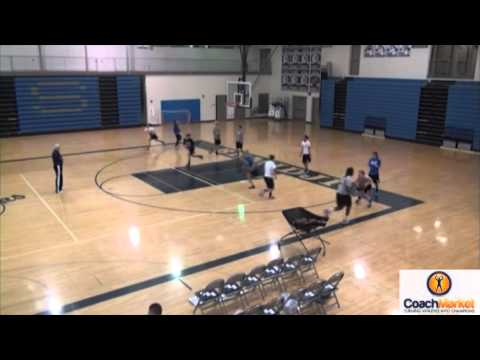 Basketball Passing and Catching ( Jerry Krause) www.coachmarket.net  Video