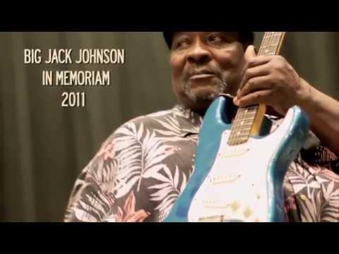 Big Jack Johnson    ~   ''Pistol Packin Mama'' Live 1997