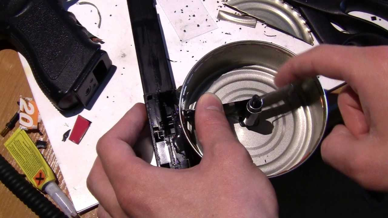 How To Build Magnetic Gun