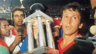 Flamengo 6 vezes Campeão Brasileiro 80, 82, 83, 87, 92, 09) Gols