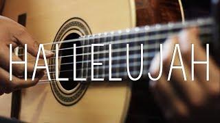 Hallelujah - Leonard Cohen (Fingerstyle Guitar Cover By Luis Fascinetto)