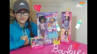 Barbie Skipper bebek bakıcı seti kutu açılımı / Barbie Skipper Babysitters İNC Playset