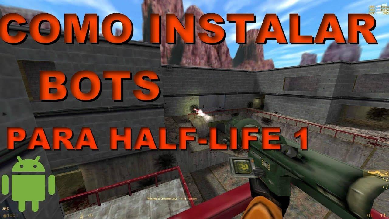 descargar half life online para android