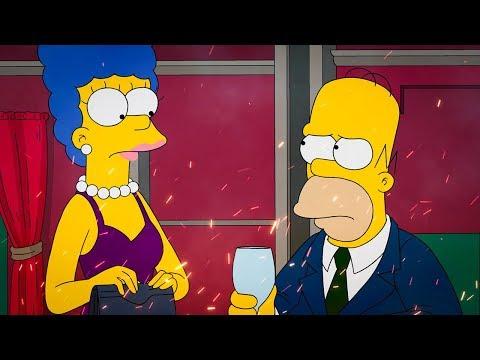 10 Причин Почему Мардж Должна Уйти от Гомера Симпсона
