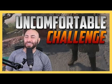 Make YOU Uncomfortable Challenge! Watch at own risk.