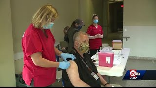 Groups work to get homeless ready for flu season