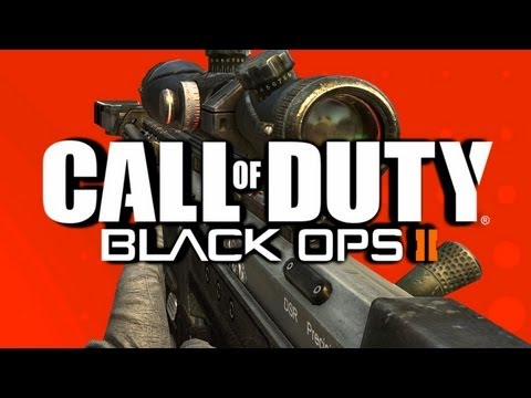 BO2: DSR-50 Search and Destroy Breakdown on Rush! (SnD Breakdown)