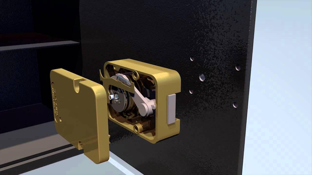 La Gard Mechanical Lock All Locks Except 3390 How To