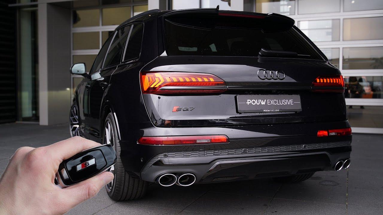 2021 Audi SQ7 TFSI (507hp) - Sound & Visual Review!