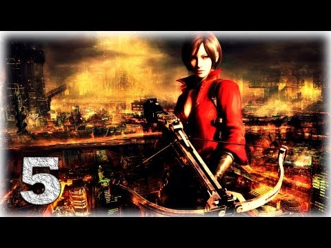 Смотреть прохождение игры [Coop] Resident Evil 6. Серия 37 - Клара.