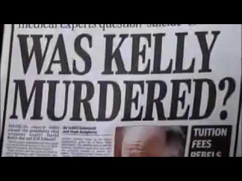 BBC The Conspiracy Files (Documentary) David Kelly