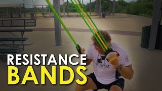 Resistance Band Training | The Art of Manliness