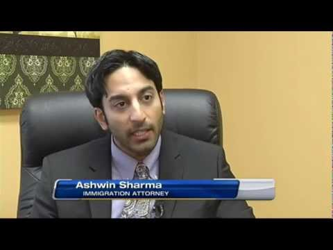 Ashwin Sharma's TV interview: Deferred Action for Certain Young People