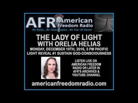 Light Reveal #1 Sustain God-Consciousness Lady of Light