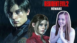 FIRST LOOK | Brand New Resident Evil 2 Remake Gameplay! E3 2018
