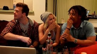Emily Osment & Jimmy Tatro   Drunk Questions 2 (NEW VIDEO)