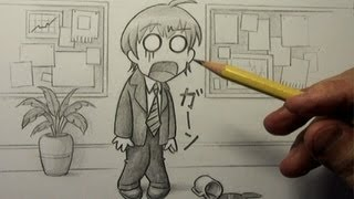 How to Draw a Chibi: Total Shock!