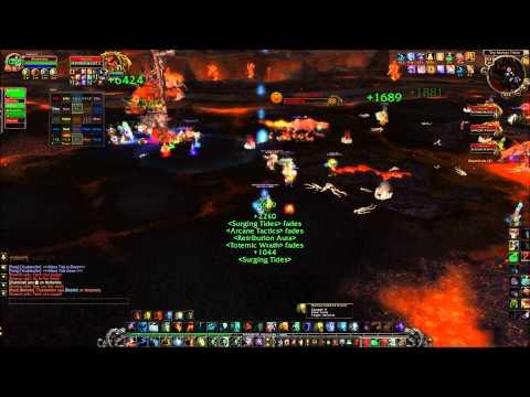 Cataclysm - Shannox : Firelands Boss Strategy Guide