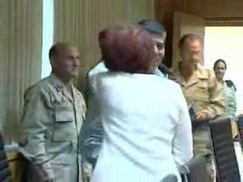Admiral Mullen Visits IDF Chief of the General Staff, Lieutenant General Gabi Ashkenazi