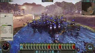 If you ever wondered about the Lizardmen doomstack