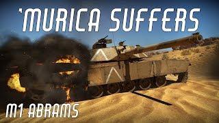 #39Murica suffers - M1 Abrams - War Thunder Simulator Battle Gameplay Ace Match