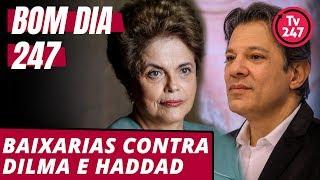 Baixar Bom dia 247 (11/8/18) – Começam os ataques contra Dilma e Haddad