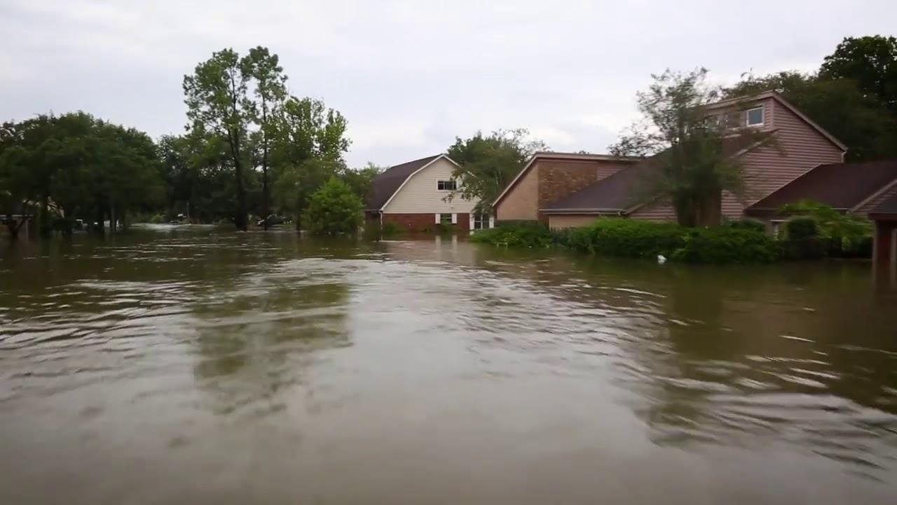 Flood League City Tx