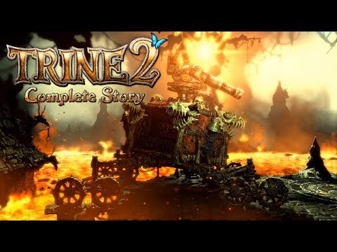 Let's Play Trine 2 Complete Story #43 - The Final Battle [END]  